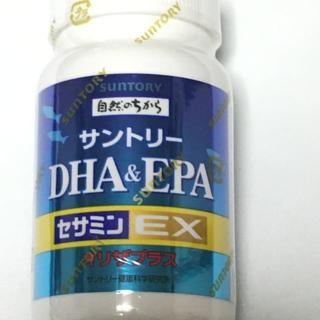 サントリー(サントリー)のサントリー DHA&EPA+セサミンEX 120粒(その他)