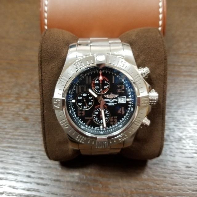 カルティエ 時計 コピー 限定 | BREITLING - ブライトリングスーパー アベンジャーII クロノグラフ 300m防水 腕時計 メの通販 by 烈's shop