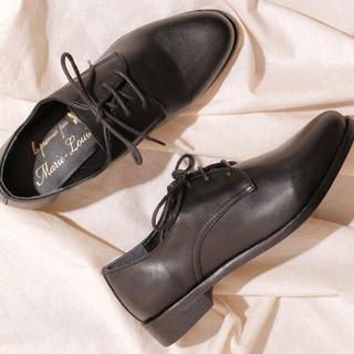 【新品未使用】レザーシューズ(牛革)(ローファー/革靴)