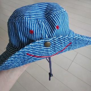 ビームス(BEAMS)の★BEAMS mini キッズハット(サイズ54cm)(帽子)
