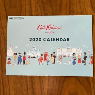 キャスキッドソン(Cath Kidston)のInRed カレンダー(カレンダー/スケジュール)