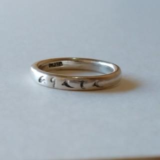 アガット(agete)のagete ロゴ シルバーリング(リング(指輪))