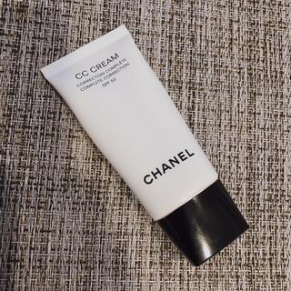 シャネル(CHANEL)のCC CREAM(BBクリーム)