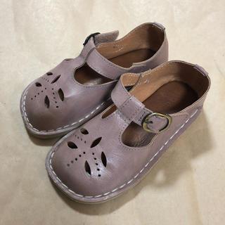ボンポワン(Bonpoint)の美品♡サンダル 革靴(サンダル)