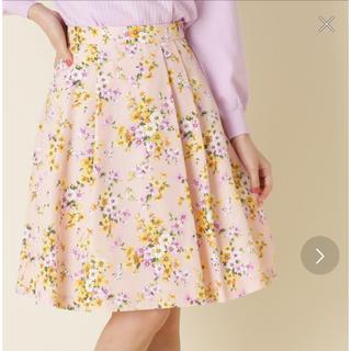 クチュールブローチ(Couture Brooch)のcouture brooch 新品タグ付き 膝丈スカート(ひざ丈スカート)