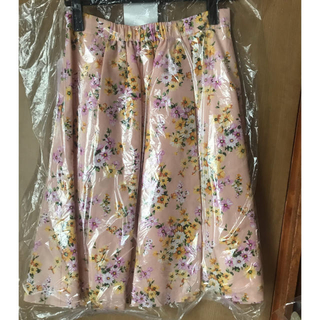 クチュールブローチ(Couture Brooch)のcouture brooch  新品未使用 膝丈スカート(ひざ丈スカート)