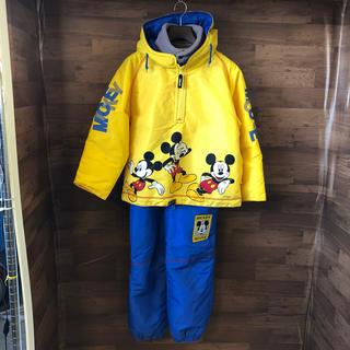 ディズニー(Disney)のディズニー スキーウェア 子供用 140 上下セット(ウエア)