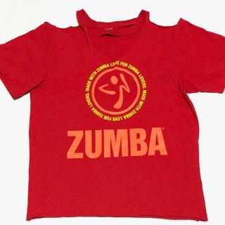 ズンバ(Zumba)のズンバ Tシャツ  正規品(ダンス/バレエ)