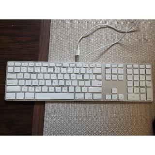 マック(Mac (Apple))のApple純正 キーボード(PC周辺機器)