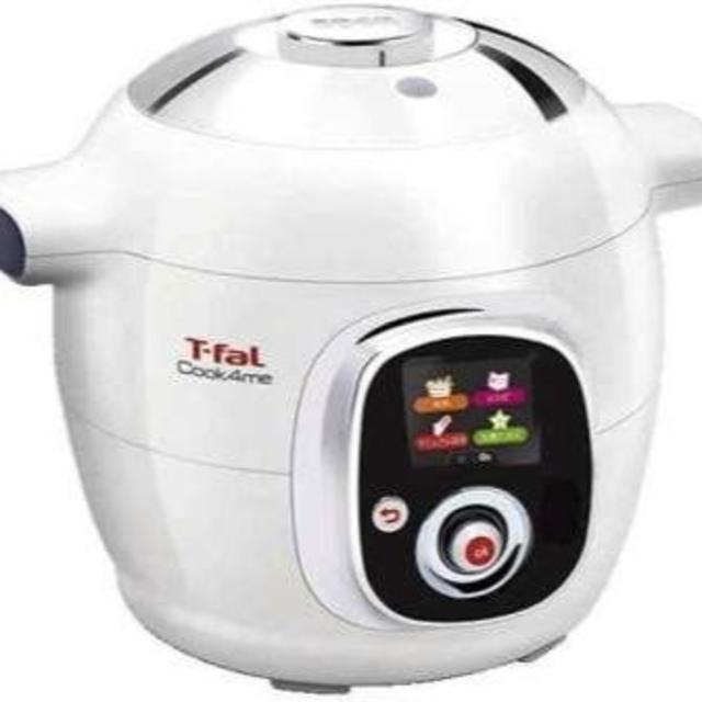 T-fal(ティファール)の●CY7011JP マルチクッカークックフォーミー Cook4me ティファール スマホ/家電/カメラの調理家電(調理機器)の商品写真