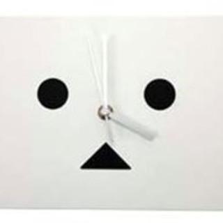 タイトー(TAITO)のダンボー 壁掛け時計(白)(キャラクターグッズ)