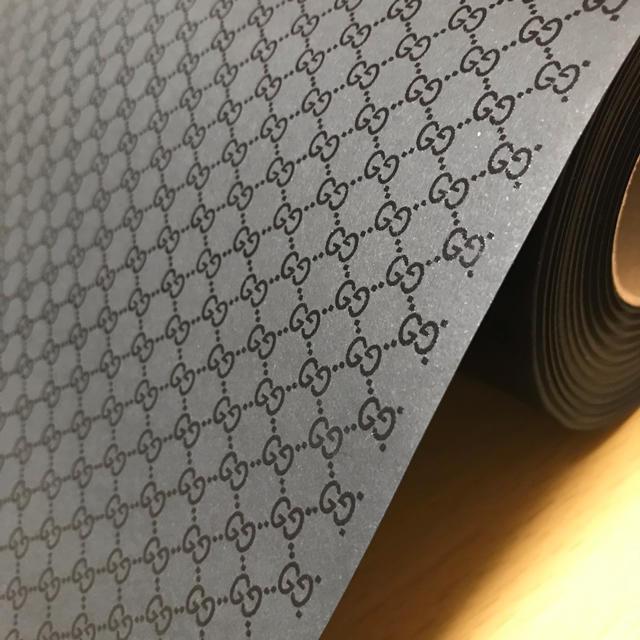 スーパーコピー 財布 ドルガバ腕時計 / Gucci - GUCCI グッチ包装紙♡ブラック2015年Xmas包装紙の通販 by 不二子