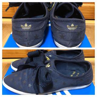 アディダス(adidas)のアディダスオリジナルス リレースロー スニーカー 星柄(スニーカー)