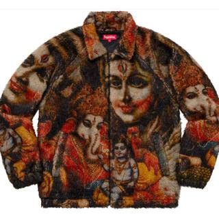 シュプリーム(Supreme)のsupreme Ganesh Faux Fur Jacket (毛皮/ファーコート)