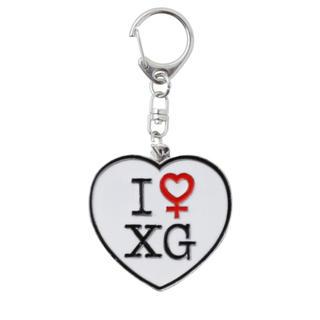 エックスガール(X-girl)のX-girl FEMINISM KEYHOLDER(キーホルダー)
