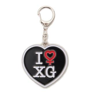 エックスガール(X-girl)のX-girl キーホルダー(キーホルダー)