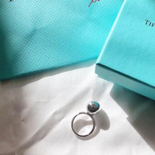 ティファニー(Tiffany & Co.)の超美品!TIFFANY HARDWEAR/ハードウェア/ボールリング(リング(指輪))
