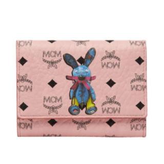 エムシーエム(MCM)のMCM/ラビット三つ折りウォレット(財布)
