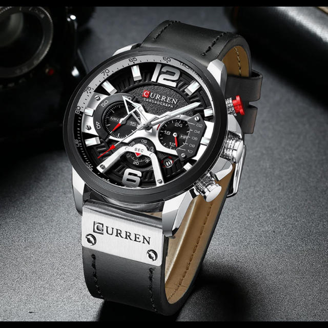 スーパーコピー 時計xy - CRREN高級腕時計【新品】の通販 by pero(プロフ必読)