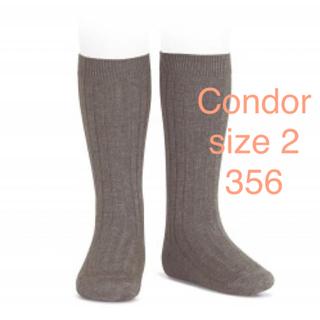 こどもビームス - Condor コンドル リブニーハイソックス