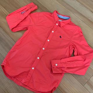エイチアンドエム(H&M)の140    H&M シャツ(Tシャツ/カットソー)