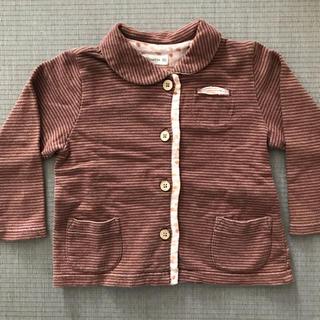 ビケット(Biquette)のビケット トップス サイズ90(Tシャツ/カットソー)