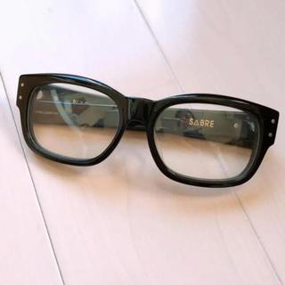 セイバー(SABRE)の希少モデル.SABRE.BLACK CIRCLE。(サングラス/メガネ)
