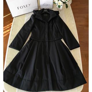 フォクシー(FOXEY)のフォクシー 中綿コート RAINY SHORT&LONG (ロングコート)