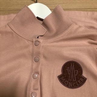 モンクレール(MONCLER)のモンクレールTシャツ未使用に近い(Tシャツ(長袖/七分))
