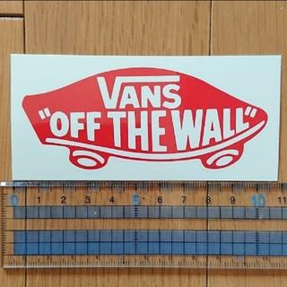 ヴァンズ(VANS)のVANS ステッカー スケートボード(スケートボード)