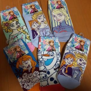 アナトユキノジョオウ(アナと雪の女王)のアナと雪の女王*靴下セット(靴下/タイツ)