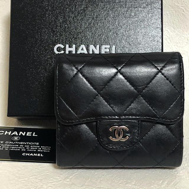 CHANEL - 【正規品】CHANEL(シャネル)財布の通販 by サンセット
