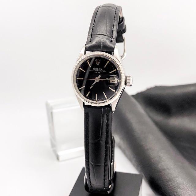 ロレックス gmt マスター 2 116710blnr 、 ROLEX - 【OH済/仕上済】ロレックス オイスター デイト シルバー レディース 腕時計の通販 by LMC