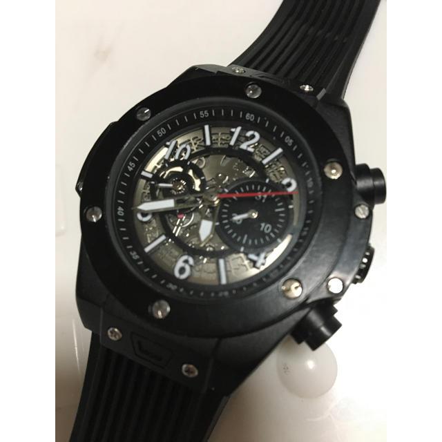 ブライトリング アベンジャー 2 評価 | KIMSDUN 自動巻き腕時計     ※ジャンク品 「ウブロ好きに!」の通販 by オカピ's shop
