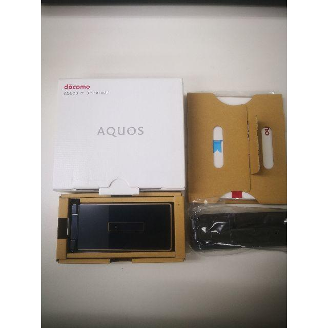 AQUOS SH-06G スマホ/家電/カメラのスマートフォン/携帯電話(携帯電話本体)の商品写真