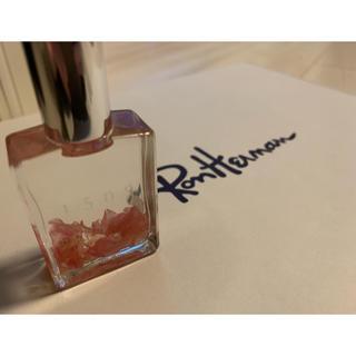 ロンハーマン(Ron Herman)のロンハーマン オイルパヒューム 香水 ローズ 生番 生花 pink(香水(女性用))