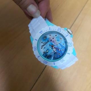アナトユキノジョオウ(アナと雪の女王)のアナと雪の女王 腕時計(腕時計)