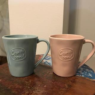ペアマグカップ(グラス/カップ)