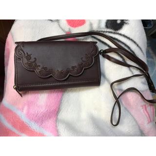 アクシーズファム(axes femme)のポーチ形財布(財布)