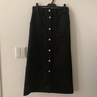 ディッキーズ(Dickies)のdickies ディッキーズロングタイトスカート  38(ロングスカート)