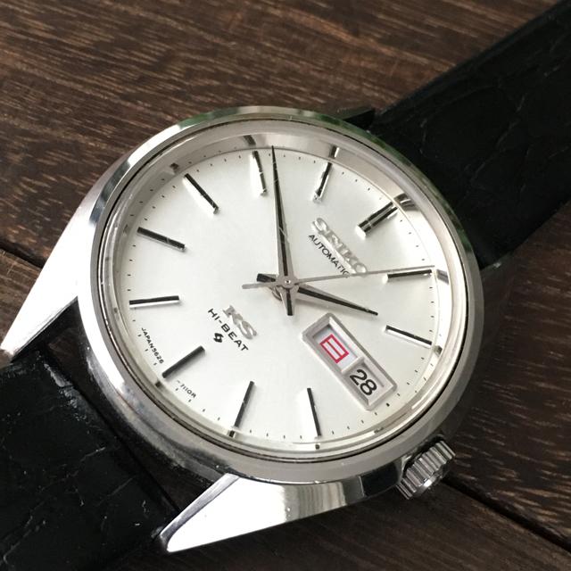 ブレゲ 時計 マリーン 、 SEIKO - キングセイコー 5626-7111 稼働品 早送り可の通販 by ひょう