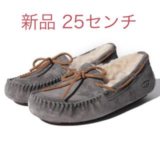 アグ(UGG)の新品 UGG 暖かくて可愛いシューズ スリッポン  25 大特価‼️(スリッポン/モカシン)