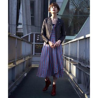 ステュディオス(STUDIOUS)のUNITED TOKYO カウレザージャケット(ライダースジャケット)
