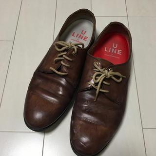 アルフレッドバニスター(alfredoBANNISTER)のU LINE by alfred BANNISTER メンズ 革靴(ドレス/ビジネス)