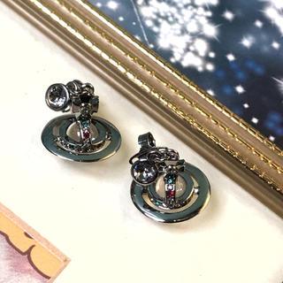 ヴィヴィアンウエストウッド(Vivienne Westwood)の新品 ヴィヴィアン PETITE ORB ドロップ ピアス(ピアス(両耳用))