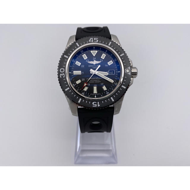 BREITLING - 《BREITLING/スーパーオーシャン44》未使用品!!鬼安、早い者勝です!!の通販 by s's shop