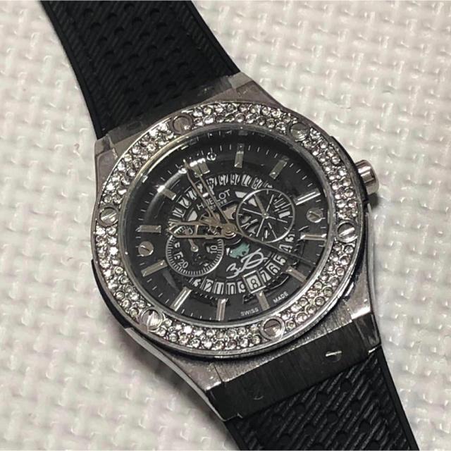 ブライトリング ナビタイマー 評価 | HUBLOT - HUBLOT ウブロ BIGBAN ビックバン 腕時計の通販 by テルユキ's shop
