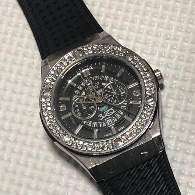 IWC偽物 時計 免税店 、 HUBLOT - HUBLOT ウブロ BIGBAN ビックバン 腕時計の通販 by テルユキ's shop