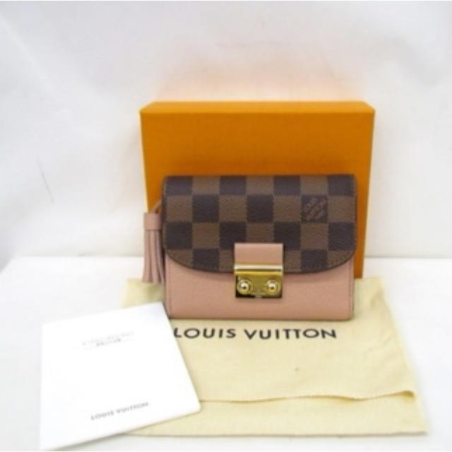 LOUIS VUITTON - 極美品 LOUIS VUITTON ルイヴィトン 三つ折り財布の通販 by Daria's_shop