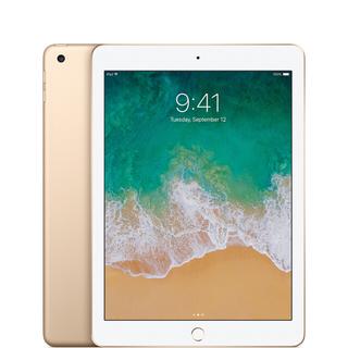 アップル(Apple)のiPad 第5世代 ゴールド 32GB(タブレット)